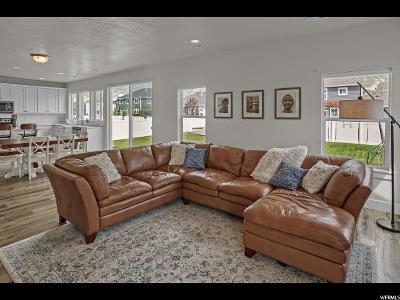 Farmington Single Family Home For Sale: 869 S Burlrush Rd