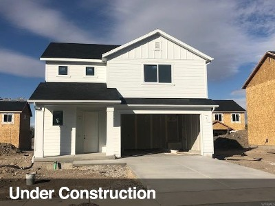 American Fork Single Family Home For Sale: 466 S 300 W #262