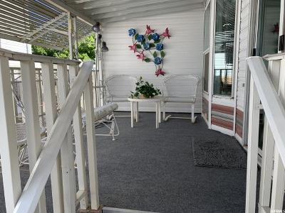 Single Family Home For Sale: 150 N 3050 E #69