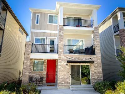 Farmington Single Family Home Under Contract: 47 N Rio Grand