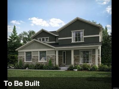 Springville Single Family Home For Sale: 19 S 700 W #33
