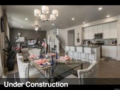 Payson Single Family Home For Sale: 1291 E 1470 Cir N #301