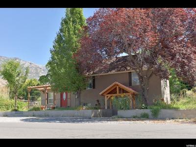Pleasant Grove Single Family Home For Sale: 209 E 200 N