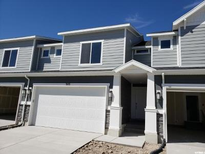 Lehi Townhouse Under Contract: 3603 W Cornfield Dr #1084
