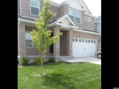 Orem Single Family Home For Sale: 2121 W 980 S #313