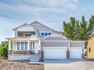 Lehi Single Family Home For Sale: 668 S Creekside Dr W