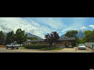 Orem Multi Family Home For Sale: 640 N 400 E