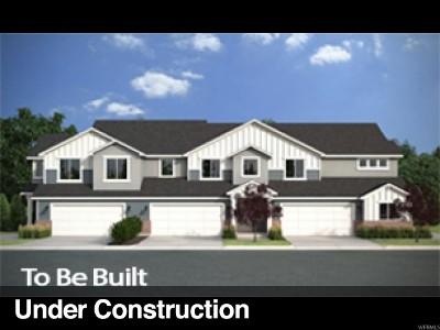Riverton Townhouse Under Contract: 4239 W Fremont Park Ct #292