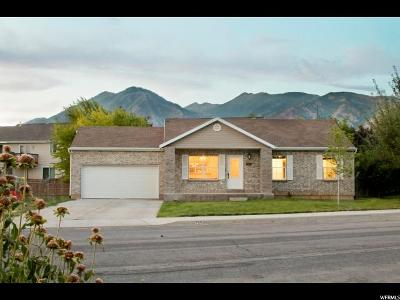 Springville Single Family Home For Sale: 259 E Rodeo Dr