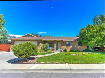 Orem Single Family Home For Sale: 717 S 250 W