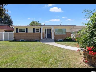 Spanish Fork Single Family Home For Sale: 1042 Sterling Dr