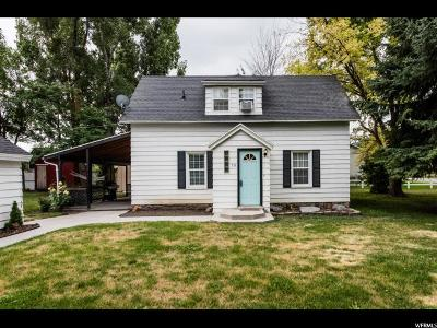 Wellsville Single Family Home Under Contract: 30 E 700 S