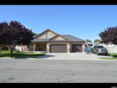 Riverton Single Family Home For Sale: 3852 W Salinas Dr S