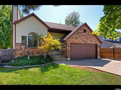 Farmington Single Family Home For Sale: 1125 W 1185 N