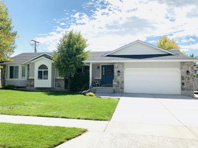 American Fork Single Family Home Under Contract: 167 W 1290 N