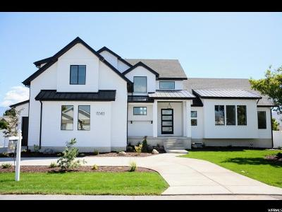 Riverton Single Family Home For Sale: 13383 S 2200 W