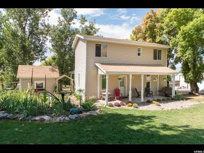Benson Single Family Home Under Contract: 664 S 100 E