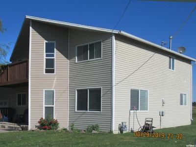 Lewiston Single Family Home Under Contract: 201 E 800 S