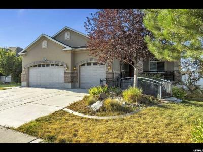 Riverton Single Family Home For Sale: 13514 S Crimson Patch Way
