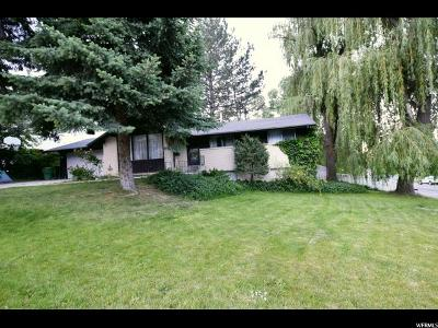 Provo Single Family Home For Sale: 2827 Arapahoe Ln
