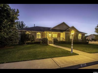 Pleasant Grove Single Family Home For Sale: 863 N 1570 W