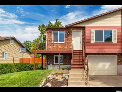 Farmington Single Family Home Under Contract: 83 E 1470 S