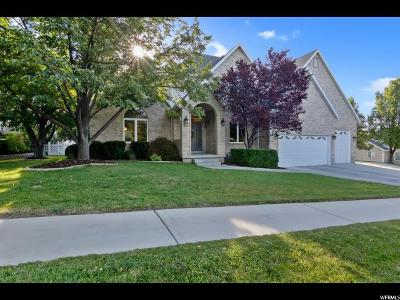 American Fork Single Family Home For Sale: 614 N 650 W