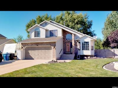 West Point Single Family Home For Sale: 3092 W 1100 N