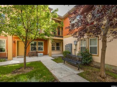 Farmington Townhouse For Sale: 1026 N Shepard Creek Pkwy #8