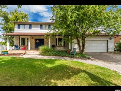 Kaysville Single Family Home Under Contract: 259 E 700 N