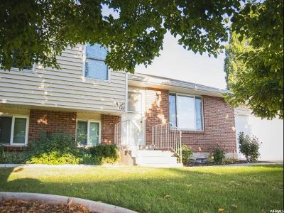 Orem Single Family Home Under Contract: 1469 S 100 W