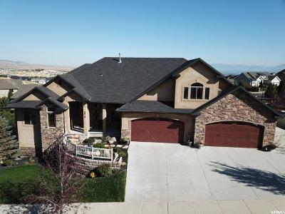 Herriman Single Family Home For Sale: 6918 W Vista Springs Dr.
