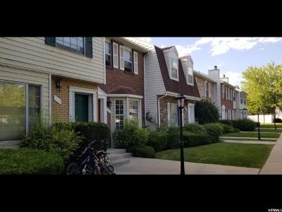 Orem Townhouse Under Contract: 707 N 400 St W