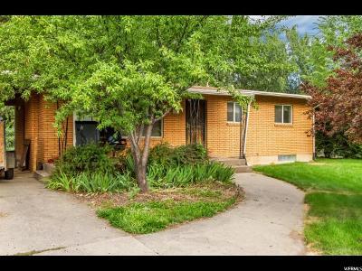 Logan Single Family Home Backup: 127 N 875 E