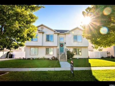 Springville Single Family Home For Sale: 448 N 850 W