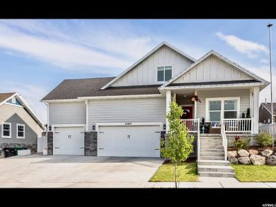 West Jordan Single Family Home For Sale: 6469 W 7910 S
