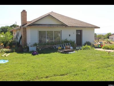 Emery County Single Family Home For Sale: 270 N 200 W