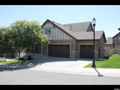 Herriman Single Family Home For Sale: 4971 W Rosedale Rd