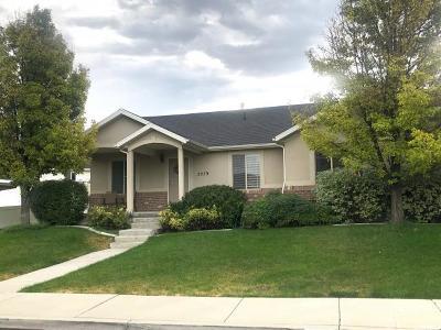 Springville Single Family Home For Sale: 2279 S Cimmaron Dr