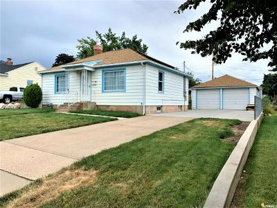 South Ogden Single Family Home Under Contract: 785 Maple St
