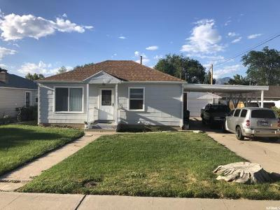 Single Family Home Under Contract: 441 E 100 N