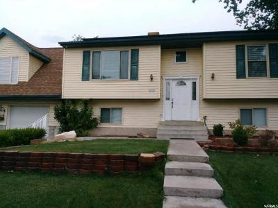 Provo Single Family Home Under Contract: 2232 W 850 N