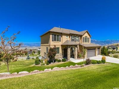 Herriman Single Family Home For Sale: 5512 W Secret Canyon Cir S