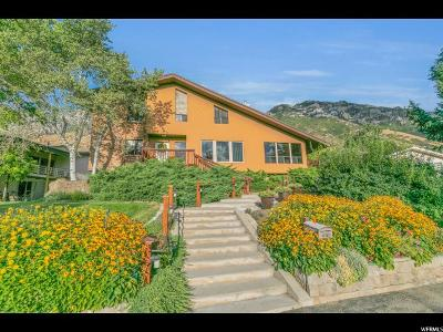 Provo Single Family Home For Sale: 2070 Oakcrest Ter