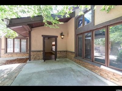 Provo Single Family Home For Sale: 4537 N Mile High