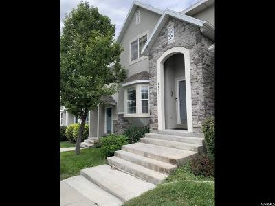 Lehi Townhouse For Sale: 3094 W Davencourt Loop
