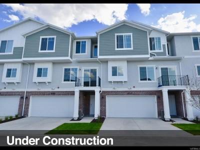 Riverton Townhouse For Sale: 4215 W Silver Canyon Ct #236