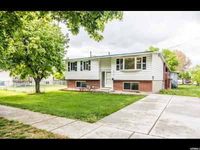 Logan Single Family Home For Sale: 485 W 400 S