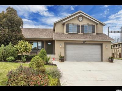Riverton Single Family Home Backup: 13522 S Rose Hill Dr W