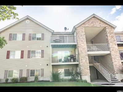 Lehi Condo For Sale: 1529 W Westbury Way #C